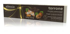 Allessia Chocolate Covered Torrone – 150gr
